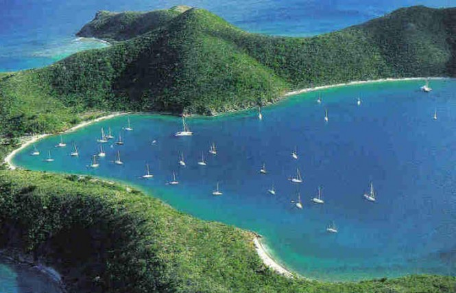 BVI - one of the best yacht charter destinations