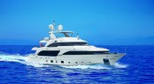Benetti Classic 121 motor yacht Domani