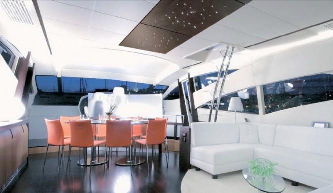 Cantalupi - an environmentally friendly yacht lighting