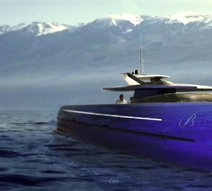 Catamaran yacht DEEP BLUE launched by U-Boat Worx and Ardoin Yacht Design