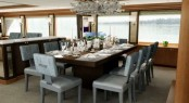 Charter Yacht Blind Date - Dining