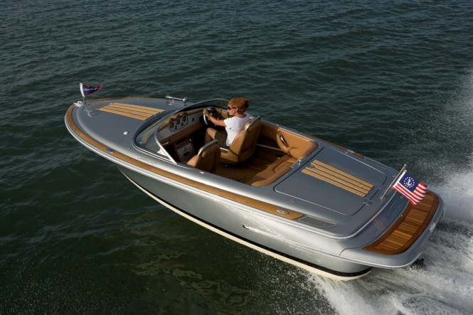 Chris-Craft Limited Edition Silver Bullet Yacht Tender