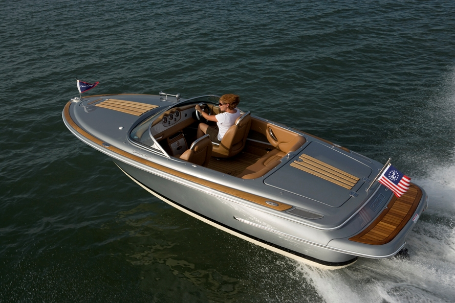 Chris Craft Silver Bullet