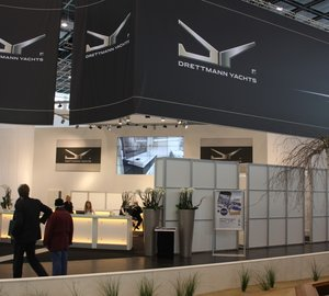 Drettmann Yachts: expectations fully met at the 2012 Dusseldorf Boat Show