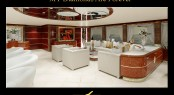 FB253 motor yacht Diamonds Are Forever Sky Lounge