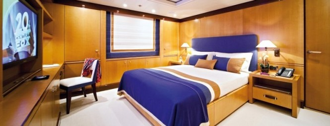 Full comfort on board the Amels LE 180 Luxury Yacht