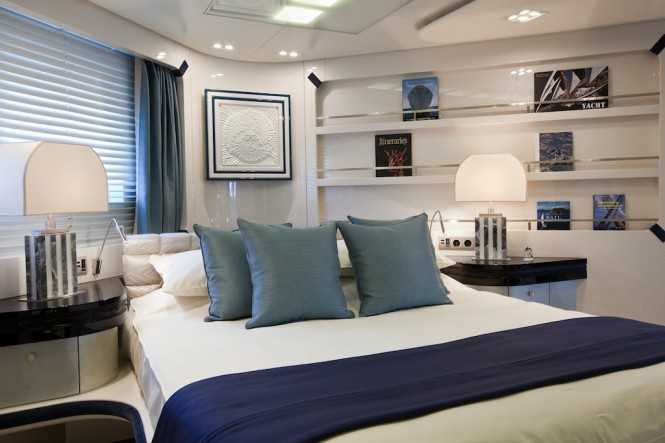 Guest Cabin - Motor Yacht Quinta Essentia