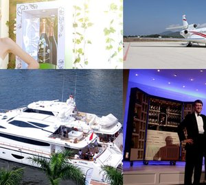 Hainan Rendez-Vous 2012: The Largest Superyachts ever displayed in China
