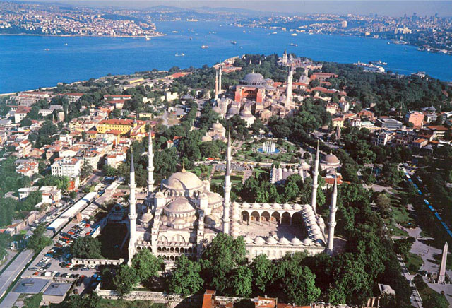 Istanbul - an increasingly popular travel and yacht charter destination