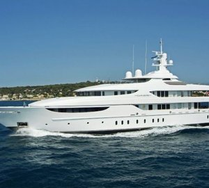 Nearly 35% discount for the 59.4m luxury charter yacht OASIS in the Caribbean