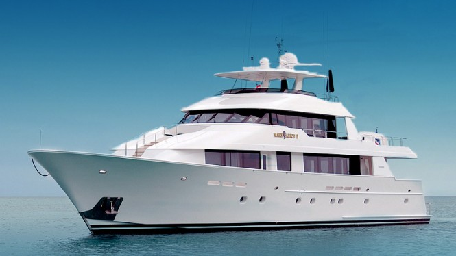 Mary Alice II superyacht