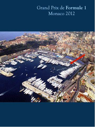 Motor yacht LA PAUSA and APACHE II available for Monaco Grand Prix charter with confirmed berth