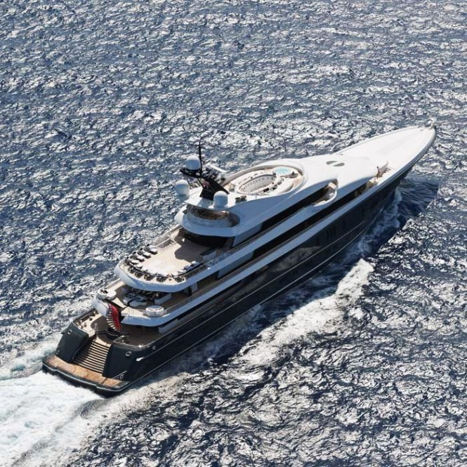 Motor yacht PHOENIX 2 available for charter