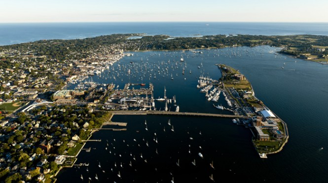 Newport Charter Yacht Show to be held from June 18-21, 2012.