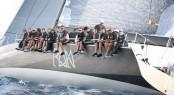 Niklas Zennström's JV72 sailing yacht Rán