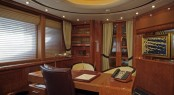 OASIS motoryacht - Master Office