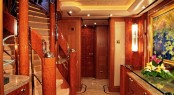 Oasis Yacht by Lurssen - Foyer