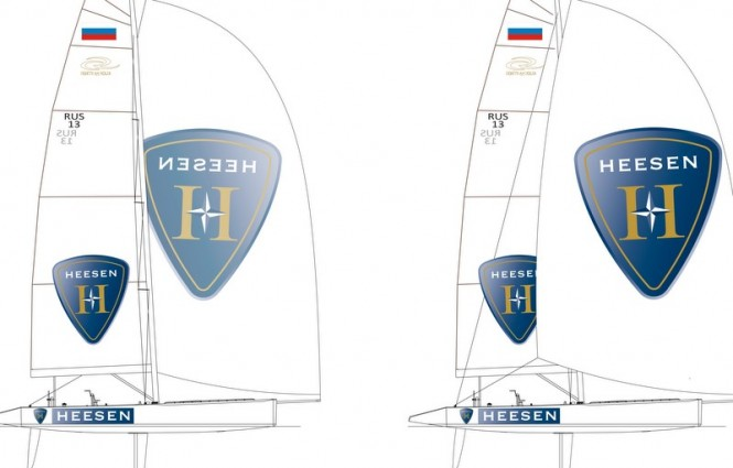 One Design Racing Yacht RC44 Credit Heesen Yachts and Synergy