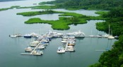Panama Marina at Red Frog Beach - a new Superyacht marina