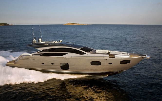 Pershing 82 superyacht by Pershing Yachts