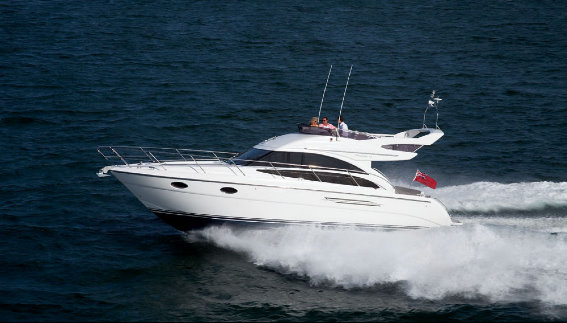 Princess 42 Yacht