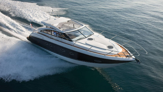 Princess V42 Yacht