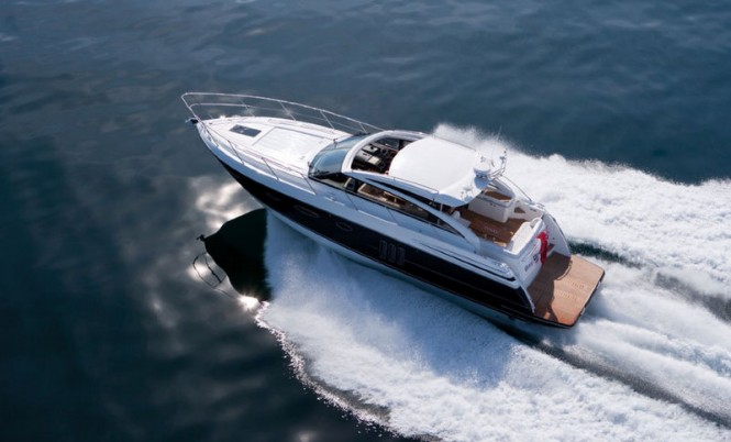 Princess V52 Yacht