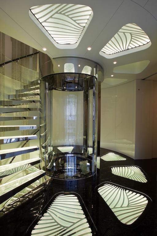 Quinta Essentia Yacht - Atrium