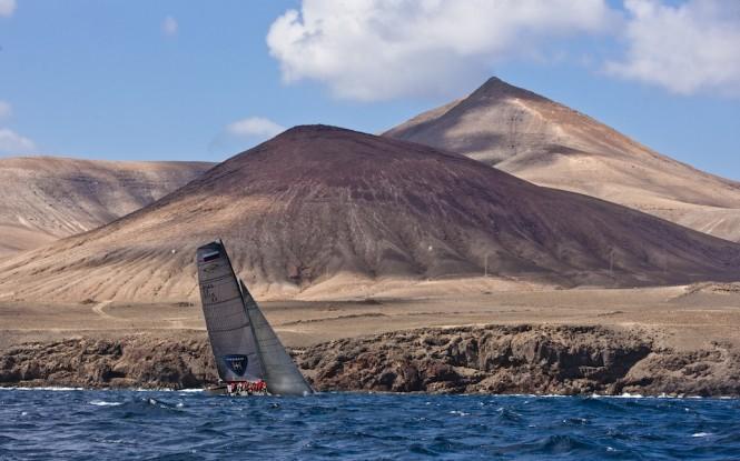 RC44 Puerto Calero - Photo Credit Carlo Borlenghi