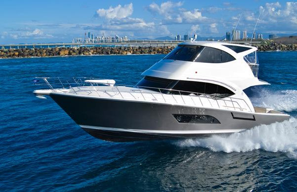 The 53 yacht makes part of several of the newest and most famous designs ...