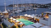 Rolex Swan Opening Reception at Yacht Club Costa Smeralda (c) Rolex &amp; Carlo Borlenghi (Rolex Swan Cup 2010)
