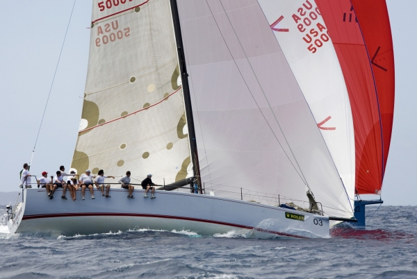 Ron O'Hanley's Cookson 50 Yacht Privateer