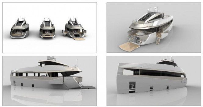 SERION EXPLORER E60 motor yacht by Motion Code Blue 