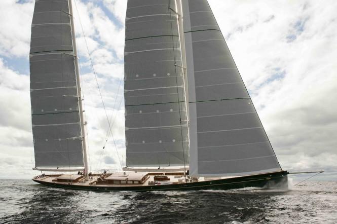 Sailing Yacht Hetairos
