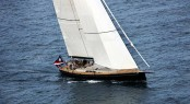 Sailing yacht Blackbird - Photo: Tripp Design