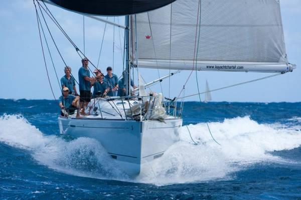 Sailing yacht Coyote II