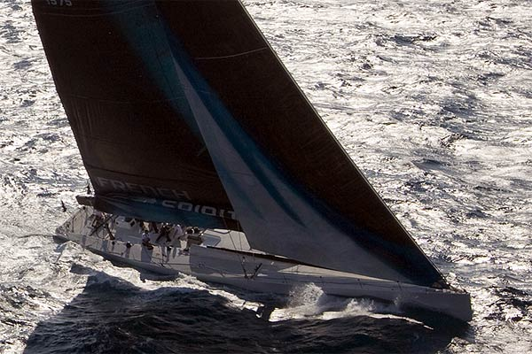 Sailing yacht Med Spirit