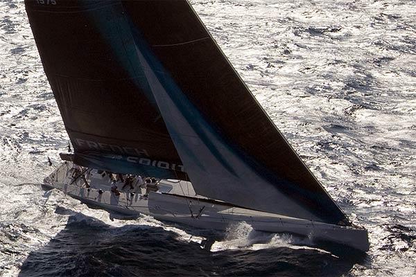 Sailing yacht Med Spirit