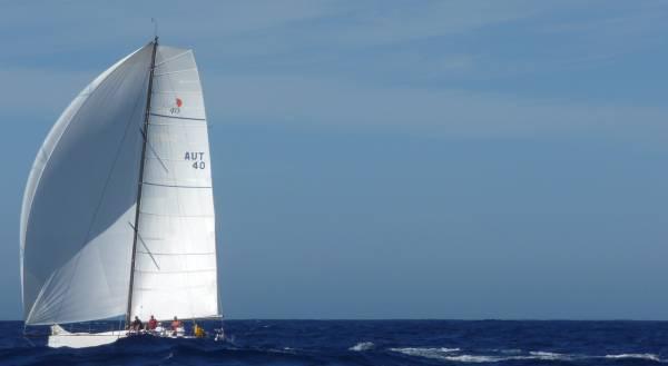 Sailing yacht Vaquita