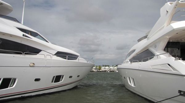 Sanctuary Cove International Boat Show Photo by Steve Hall/BYM News
