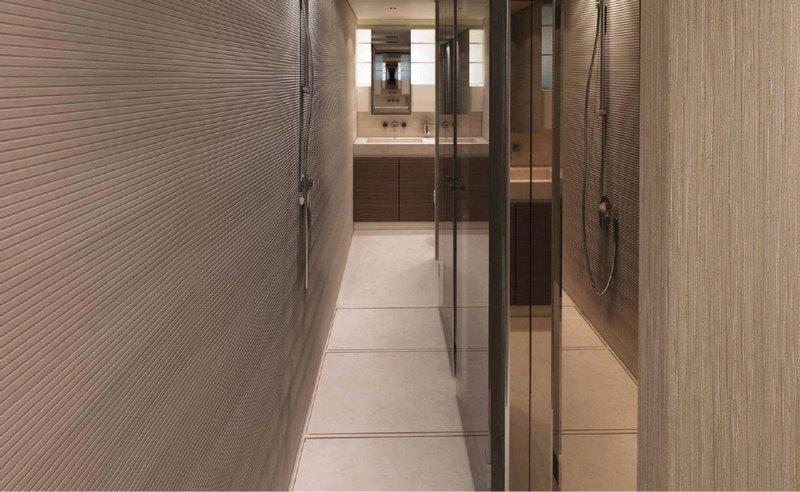 Sanlorenzo 28.60m motor yacht SL94 Bathroom