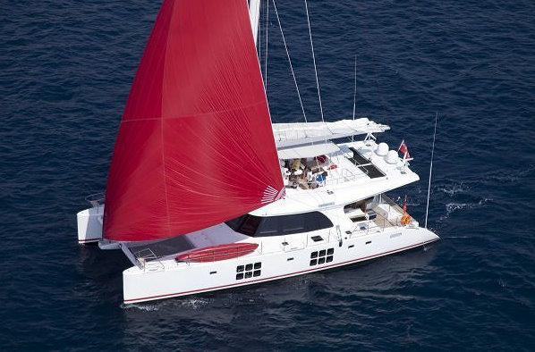 Sunreef 58 Carpe Diem Yacht