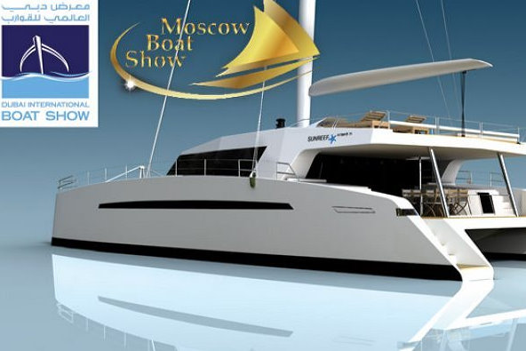 Sunreef Yachts to attend Dubai and Moscow International Boat Shows 2012