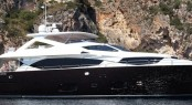 Sunseeker&Acirc;&acute;s 30m motor yacht