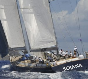 2012 RORC Caribbean 600: Tips and tricks about the course with John Burnie competing on the 35m charter yacht Sojana