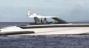 The Ribbon 45 SC yacht tender