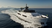 The luxury motor yacht M´Ocean by Arcadia Yachts
