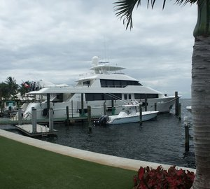 Golfing Legend Jack Nicklaus' Westport 130 motor yacht Sea Bear to debut at Boat Asia 2012