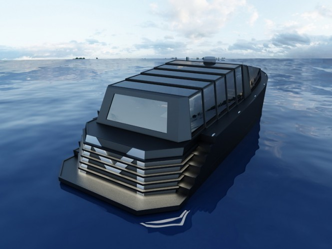 2PO Design created MEES 37 boat