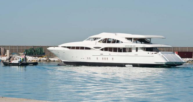Mangusta Oceano 148 Motoryacht